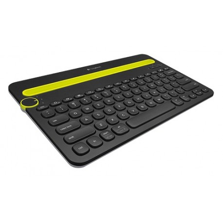 Logitech Teclado Bluetooth K480 920-006346 Negro - Envío Gratuito