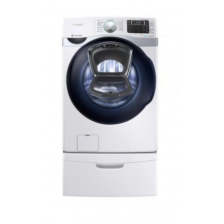 Samsung Lavasecadora con acceso frontal, tecnología Add Wash y capacidad de 20 kg Blanco - Envío Gratuito