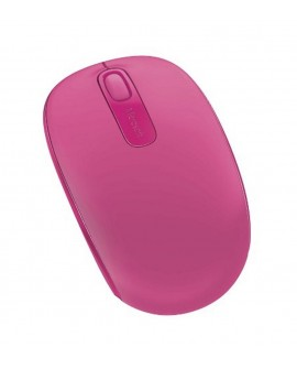 Microsoft Mouse Inalámbrico 1850 Magenta