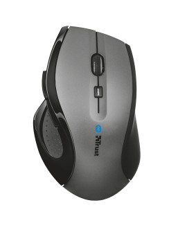 Trust Mouse Maxtrack Bluetooth Gris/Negro