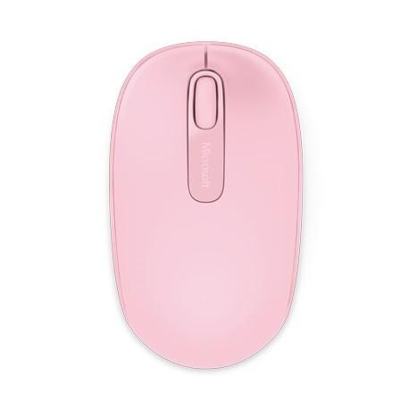 Microsoft Mouse inalámbrico 1850 Rosa - Envío Gratuito