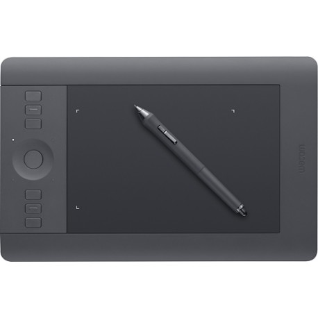 Wacom Intuos Pro Pen and Touch Small Negro - Envío Gratuito