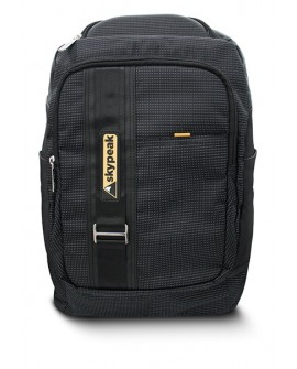 "Skypeak Backpack Dots de 15.6"" Negro - Envío Gratuito"