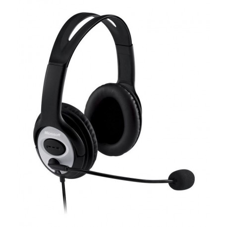 Microsoft Audífonos LifeChat LX-3000 Negro - Envío Gratuito