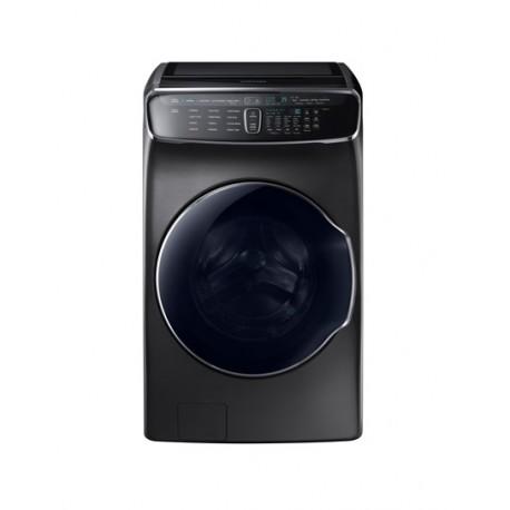 Samsung Lavadora con acceso frontal y capacidad de carga de 24 kg + mini de 3.5 kg Negro - Envío Gratuito