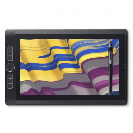 Wacom MobileStudio Pro 13-I7 256 GB Negro - Envío Gratuito