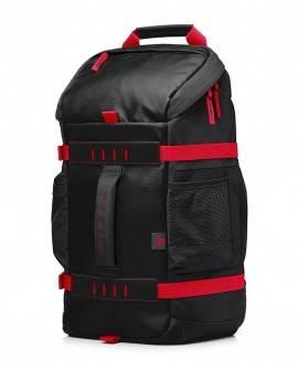 HP Backpack Odyssey Gaming Rojo/Negra