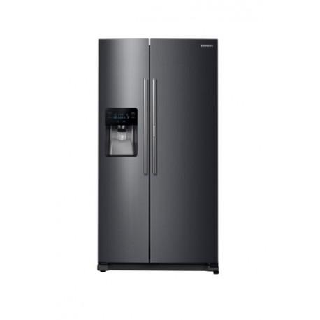 Samsung Refrigerador Dúplex de 25 pies cúbicos y 2 puertas Negro - Envío Gratuito