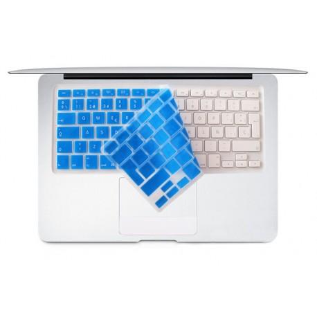 Boba Protector para teclado MacBook y MacBook Pro Azul - Envío Gratuito