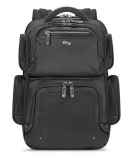 "Solo Backpack Lexington hasta 15.6"" Negro"