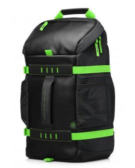 """HP BackPack de 15.6"""" Odyssey Gris/Verde"""