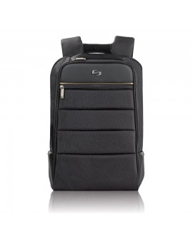"""Solo Backpack Pro 15.6"""" Negro"""