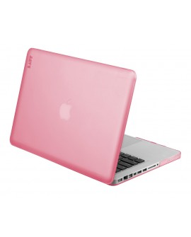 "Laut Carcasa para MacBook Pro 13"" LAUT MP13NR P Rosa"
