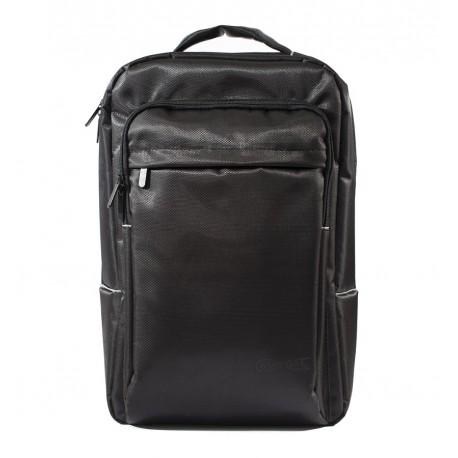 "Color Case Backpack 14"" Nylon Negro - Envío Gratuito"