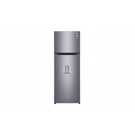 Lg Refrigerador Top Mount 11 Pies Cúbicos Compresor Linear Inverter Platinum Silver - Envío Gratuito