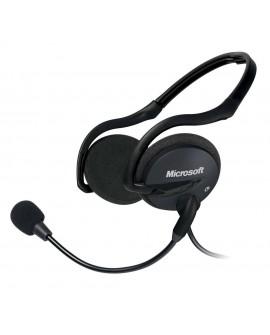 Microsoft Audífonos LifeChat LX-2000 Negro