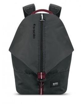 "Solo Backpack Varsity Peak hasta 15.6"" Negro"