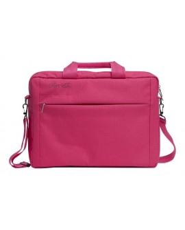 "Color Case Maletin Nylon 14.4"" Rosa"