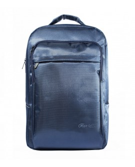 "Color Case Backpack 14"" Nylon Azul"