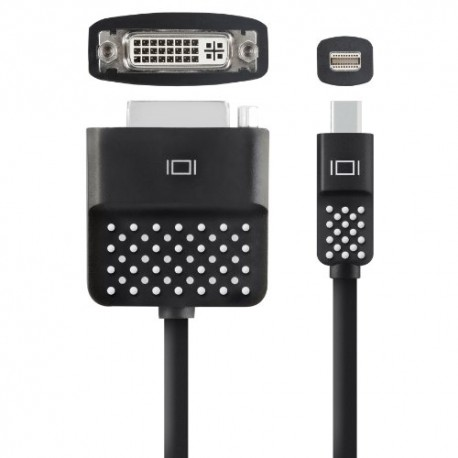 Belkin Cable Mini Display Port a DVI Negro - Envío Gratuito