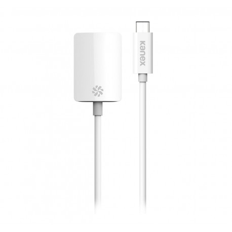 Kanex Adaptador USB-C a HDMI 4K Blanco - Envío Gratuito