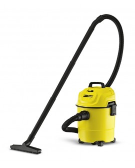 Karcher Aspiradora Secos/Liquidos WD1 Amarilla
