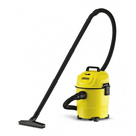 Karcher Aspiradora Secos/Liquidos WD1 Amarilla - Envío Gratuito