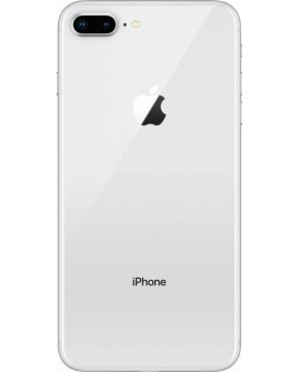 Apple iPhone 8+64 GB Plata Telcel - Envío Gratuito