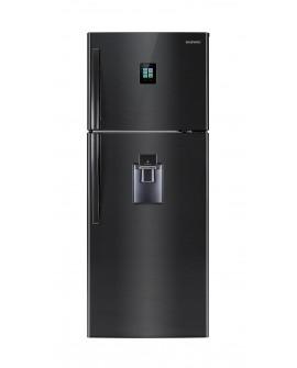 Daewoo Refrigerador de 17Pies cubicos Jet Black