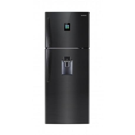 Daewoo Refrigerador de 17Pies cubicos Jet Black - Envío Gratuito