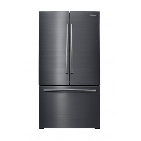 Samsung Refrigerador French Door de 26 pies cúbicos Acero inoxidable negro - Envío Gratuito