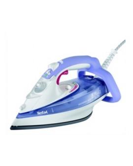 T-fal Plancha Aqua Speed 335 Blanco/Azul - Envío Gratuito