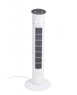 Home Ambient Ventilador De Torre Aluvera Blanco - Envío Gratuito