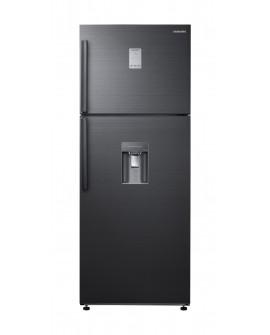 Samsung Refrigerador de 16Pies cúbicos con despahador de agua Negro