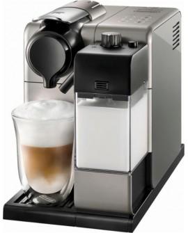 Nespresso Máquina de café Latissima Touch Plata
