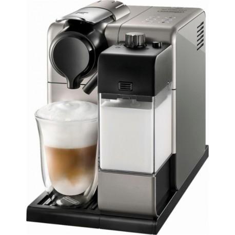 Nespresso Máquina de café Latissima Touch Plata - Envío Gratuito