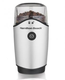 Hamilton Beach Molino de café Plata