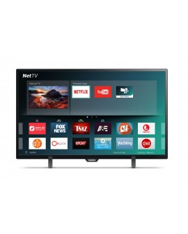 "Philips Pantalla de 32"" HD Smart TV Plana Negro - Envío Gratuito"