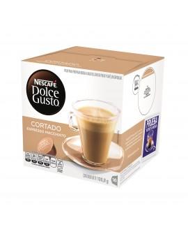 Nestlé Cápsulas Nescafé Dolce Gusto Cortado Espresso Macciato
