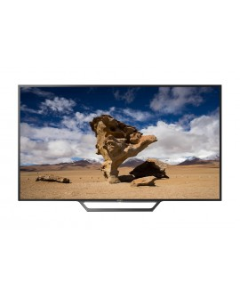"Sony Pantalla de 40"" LED F-HD Smart TV Plana Negro - Envío Gratuito"