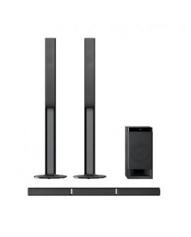 Sony Sistema de cine en casa de 5.1 canales con barra de sonido HT-RT40 Negro - Envío Gratuito
