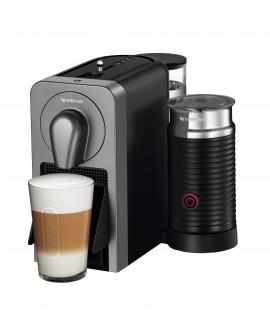 Nespresso Máquina de café Prodigio Titanio