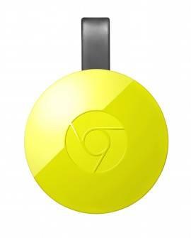 Google Chromecast Video Amarillo - Envío Gratuito