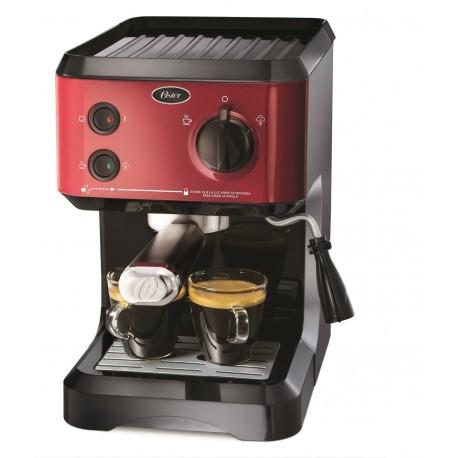 Cafetera Espresso Capuccino Roja - Envío Gratuito