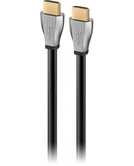 Rocketfish Cable HDMI de 7.3 metros para pared Negro - Envío Gratuito