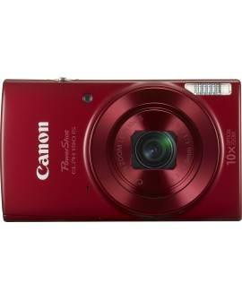 Canon Cámara Powershot Elph190 Roja - Envío Gratuito