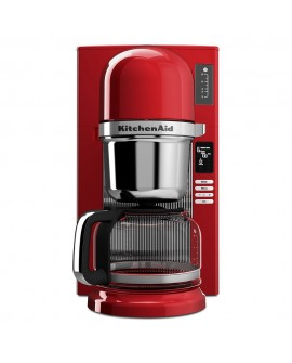 KitchenAid Cafetera pour over Roja