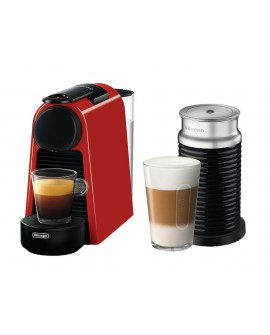 Nespresso Combo Essenza Mini Rojo
