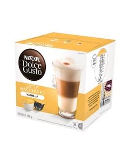 Nestlé Cápsulas Nescafé Dolce Gusto Latte Vainilla