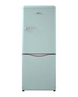 Daewoo Refrigerador Retro 5Pies cúbicos Menta